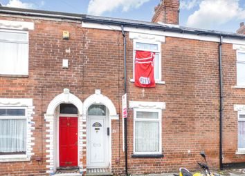 Thumbnail 2 bed terraced house for sale in Folkestone Street, Hull