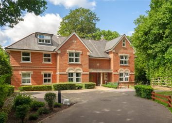 Thumbnail 2 bed flat for sale in Tall Pines, Gally Hill Road, Fleet