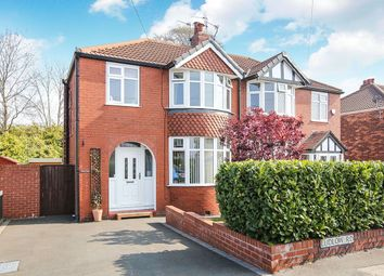 Thumbnail 3 bedroom semi-detached house for sale in Ludlow Road, Stockport