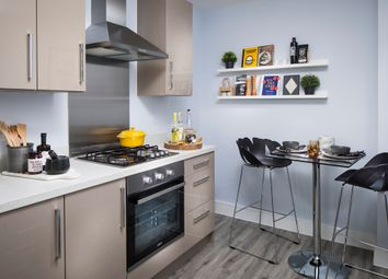 Thumbnail 2 bed semi-detached house for sale in St Modwen Homes, Egstow Park, Off Derby Road, Clay Cross, Chesterfield