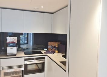 Thumbnail 1 bed flat for sale in Nine Elms, London
