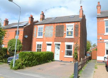 Thumbnail 3 bedroom semi-detached house for sale in Debdale Lane, Keyworth, Nottingham