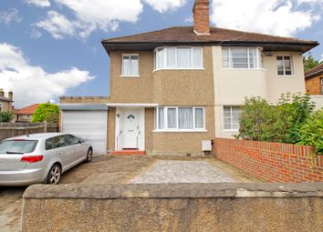 Thumbnail 3 bed semi-detached house to rent in Beacon Road, Hither Green