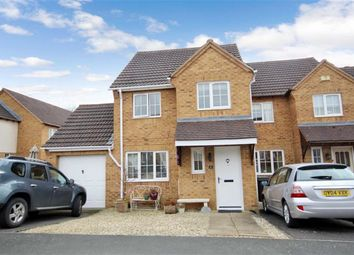 Thumbnail 3 bedroom end terrace house for sale in West Highland Road, Ash Brake, Swindon