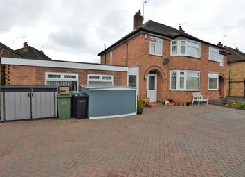 Thumbnail 4 bed semi-detached house for sale in Mayfield Drive, Wigston