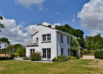 4 bed detached house for sale in Lymington Road, East End, Lymington SO41