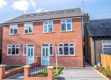 Thumbnail 3 bed semi-detached house for sale in Elmwood Crescent, London