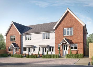 Thumbnail 2 bed terraced house for sale in Worthing Road, Southwater, Horsham