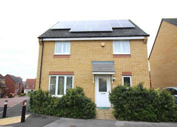Thumbnail 4 bed detached house for sale in Aldfield Green, Hamilton, Leicester