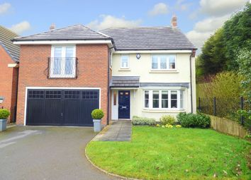 Thumbnail 4 bedroom detached house for sale in Rubery Lane, Rubery