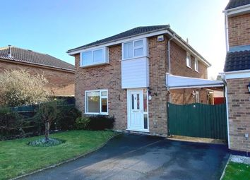 Thumbnail 4 bed detached house to rent in Brackenborough, Brixworth, Northampton