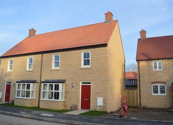 Thumbnail 3 bed end terrace house for sale in Long Orchard Way, Martock, Somerset