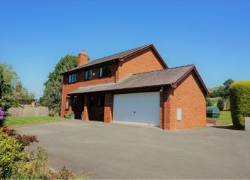 Thumbnail 4 bed detached house for sale in Llanbedr Dyffryn Clwyd, Ruthin