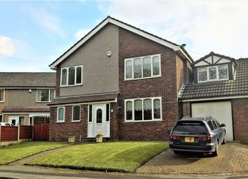 Thumbnail 5 bedroom detached house for sale in Alderbank Close, Kearsley, Bolton