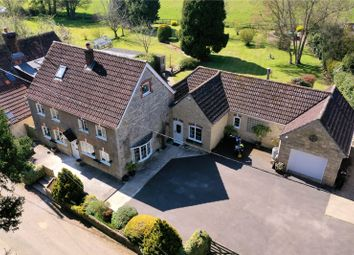 Thumbnail 4 bed country house for sale in West Tockenham, Tockenham, Wiltshire