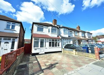 Thumbnail 3 bed end terrace house for sale in Rhyl Road, Perivale