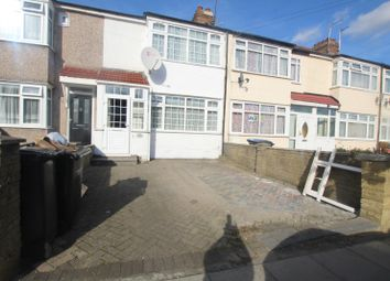 Thumbnail 3 bed terraced house to rent in Albany Park Avenue, Enfield