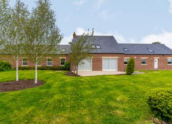 Thumbnail 6 bed detached house to rent in Whalton, Morpeth