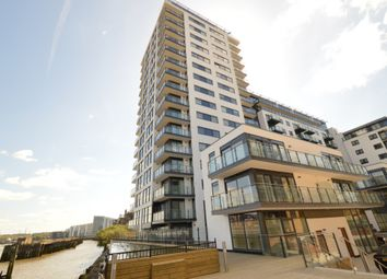 Thumbnail 2 bed flat for sale in Cornmill House, Wharf Street, Greenwch