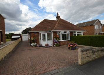 Thumbnail 2 bed semi-detached bungalow for sale in Lowther Grove, Garforth, Leeds, West Yorkshire