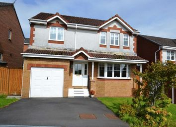 Thumbnail 4 bed detached house for sale in Glen Court, Dalry