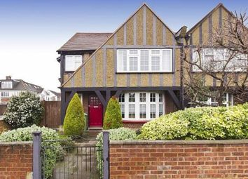 Thumbnail 5 bed end terrace house to rent in Queen Annes Grove, Ealing