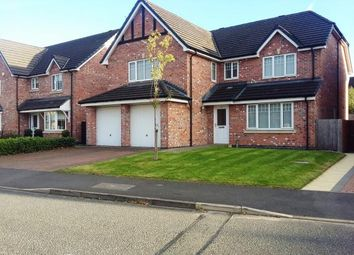 Thumbnail 5 bed detached house for sale in Fearndown Way, Tytherington, Macclesfield, Cheshire