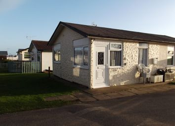 Thumbnail 2 bedroom mobile/park home for sale in 13A Sixth Avenue, South Shore Holiday Village, Bridlington