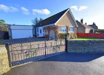Thumbnail 4 bed detached bungalow for sale in Broomlands, South End, Alnwick