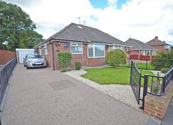 Thumbnail 3 bed semi-detached bungalow for sale in Ledgard Drive, Durkar, Wakefield