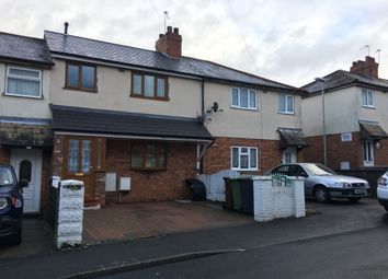 Thumbnail 3 bedroom terraced house for sale in Crawford Avenue, Lanesfield, Wolverhampton