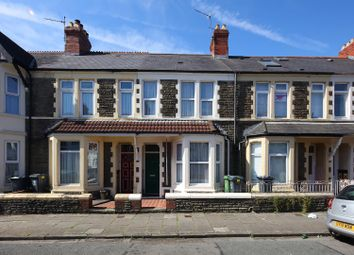 Thumbnail 3 bedroom property for sale in Lisvane Street, Cathays, Cardiff
