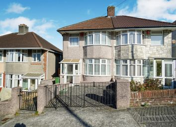 3 bed semi-detached house for sale in Moor Lane, Plymouth PL5