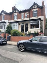 Thumbnail 4 bed terraced house to rent in Rose Road, Birmingham