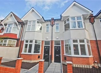 Thumbnail 4 bed end terrace house to rent in Quintin Avenue, London