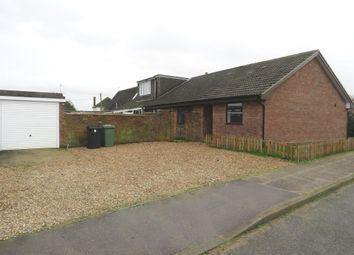 Thumbnail 3 bed semi-detached bungalow for sale in All Saints Walk, Mattishall, Dereham