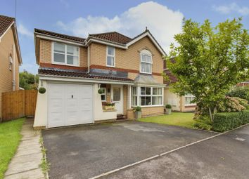 Thumbnail 5 bed detached house for sale in St. Joseph Place, Llantarnam, Cwmbran