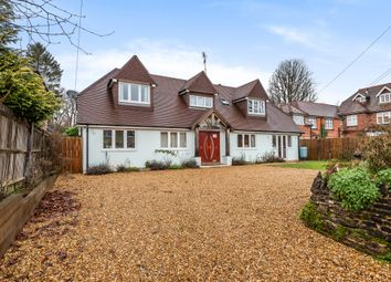 Thumbnail 5 bed detached house for sale in Oakdene Road, Godalming