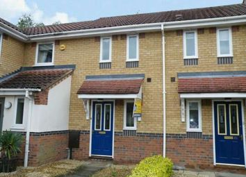 Thumbnail 1 bed terraced house to rent in Buttercup Court, Deeping St James, Peterborough