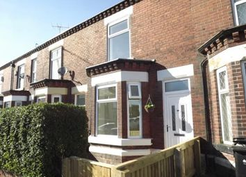 Thumbnail 2 bed terraced house for sale in Stockport Road West, Bredbury, Stockport, Greater Manchester