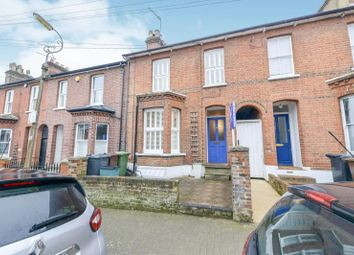 Thumbnail 3 bed terraced house to rent in Liverpool Road, St.Albans
