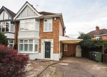Thumbnail 3 bed semi-detached house for sale in Leicester Road, Loughborough