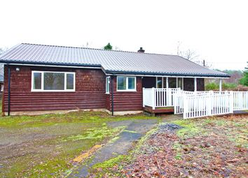 Thumbnail 3 bed detached bungalow for sale in 19 Forestry Bungalows, Cannich
