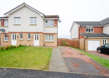 Thumbnail 3 bedroom semi-detached house for sale in Trossachs Road, Glasgow, South Lanarkshire