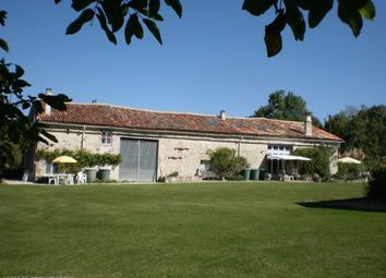 Thumbnail 8 bed property for sale in Chef Boutonne, Poitou-Charentes, 79110, France