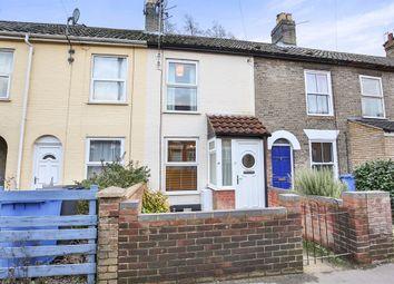 Thumbnail Terraced house for sale in Nelson Street, Norwich