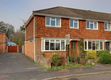 Thumbnail 3 bed terraced house for sale in Riverside Gardens, Central Romsey, Hampshire