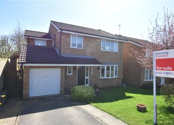 Thumbnail 4 bed detached house for sale in The Spinney, Knaresborough, North Yorkshire