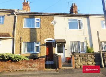 Thumbnail 3 bedroom terraced house to rent in Redcliffe Street, Rodbourne, Swindon