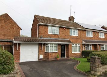Thumbnail 3 bed semi-detached house for sale in Rosalind Avenue, Woodsetton, Dudley